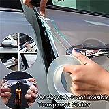 SELUXU Film de Protection de Peinture Automobile Transparent pour protéger Le Capot, Le Pare-Chocs, Les appuis latéraux, Les passages de Roue, etc.