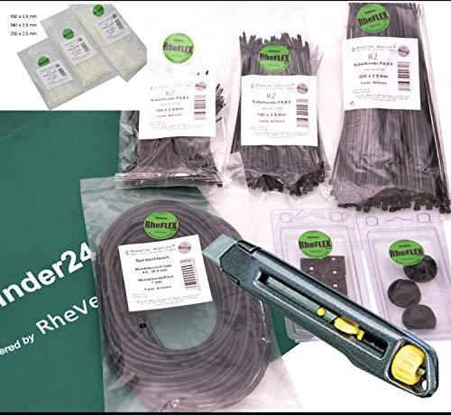 Kabelbinder Profi Set - Kabelbinder24