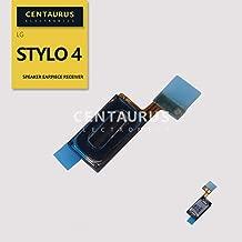 Stylo 4 Earpiece Speaker Sound Earphone Receiver Module Ear Piece Repair Part Replacement for LG Stylo 4 Q710 / Q Stylus/Q Stylus Plus / Q8 2018 Q815 / LG Q7 Q610 Q7A Q720 / Q7 Plus Q725