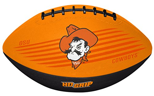 NCAA Oklahoma State Cowboys Unisex 07903044111NCAA Downfield Youth Football (All Team Options), Orange, One Size