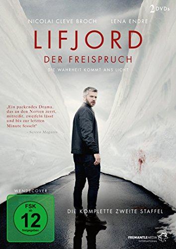 Lifjord - Der Freispruch: Die komplette zweite Staffel [2 DVDs]