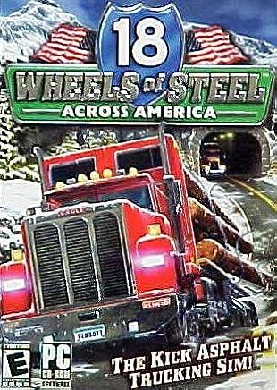Amazon com: 18 Wheels Of Steel Across America: Video Games