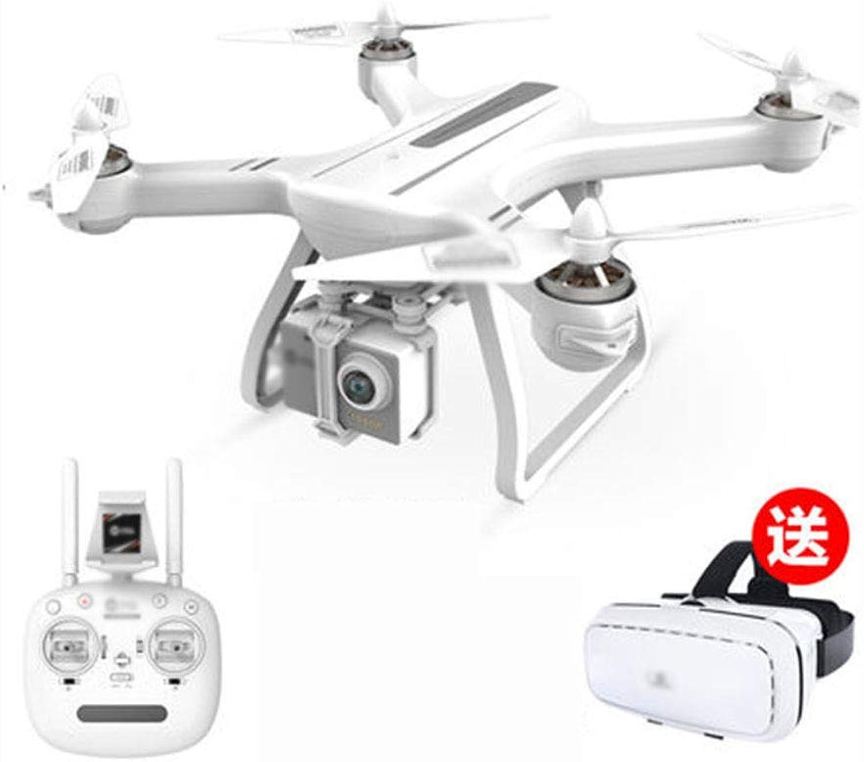 tienda en linea AA-SS GPS Inteligente Drone fotografía fotografía fotografía aérea Profesional 4k HD al Aire Libre de Cuatro Ejes Aviones de Control Remoto 720p HD transmisión en Tiempo Real (Tablero eléctrico Doble)  precioso