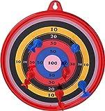 <span class='highlight'><span class='highlight'>Rammento</span></span> 30cm Dartboard With 6 Darts. Indoor Games Childrens Games Dartboard With Darts