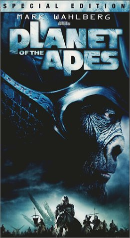 Planet of the Apes [VHS]
