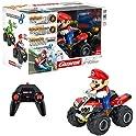 Carrera Nintendo Mario Kart 8 1:20 Scale Radio-Controlled ATV