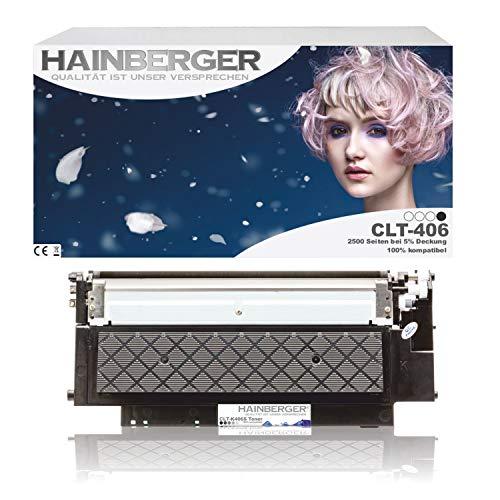 Hainberger XL Toner Black kompatibel zu Samsung Xpress C410W CLP-365/SEE CLP-365 360 Series CLX 3300 Series 3305 FN FW Xpress C 460 FW