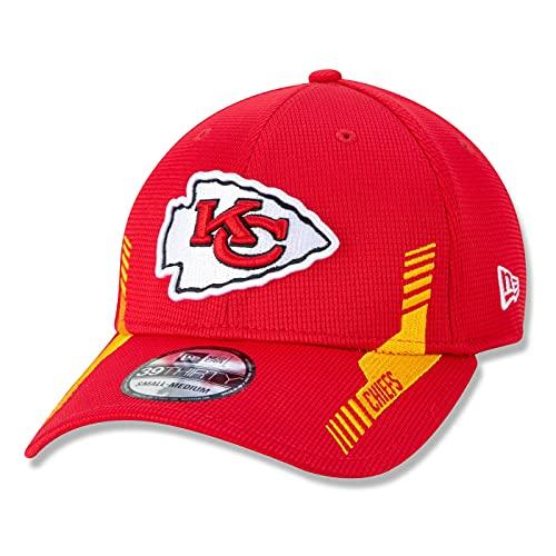 New Era 39Thirty Cap - Sideline 2021 Kansas City Chiefs - S/