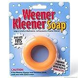 Awesome Shopper 1x Weiner Weener Cleaner Soap - Joke Gag Gift Party Adult Gag Prank