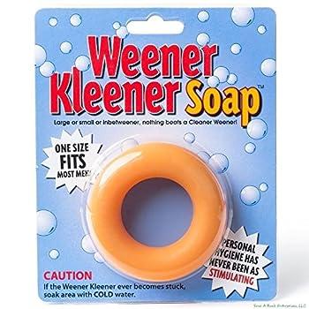 weiner cleaner soap