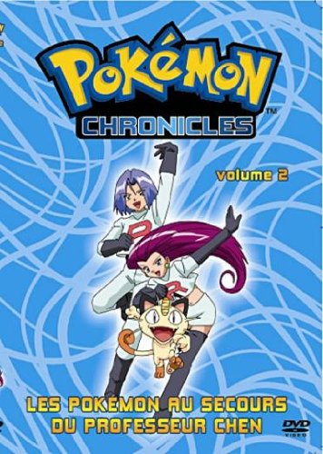 Pokémon Chronicles Volume 2