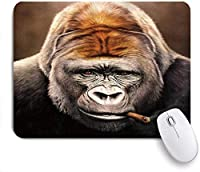 マウスパッド 個性的 おしゃれ 柔軟 かわいい ゴム製裏面 ゲーミングマウスパッド PC ノートパソコン オフィス用 デスクマット 滑り止め 耐久性が良い おもしろいパターン (脳を手に入れよう人間の知性の解剖学大脳皮質)