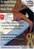 The Complete Massage Pack: Basic & Professional Massage Therapy