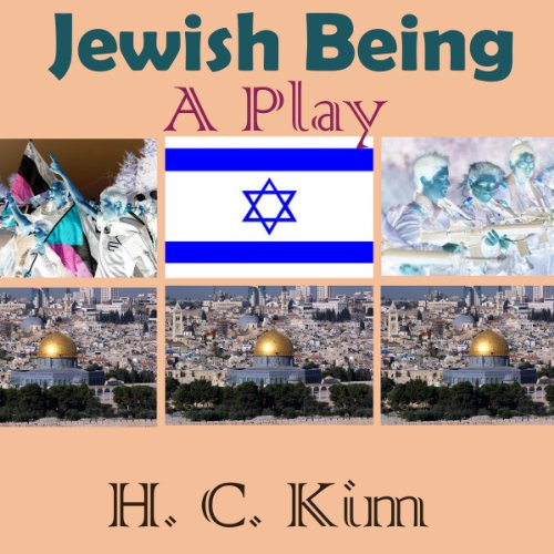 Jewish Being audiobook cover art
