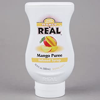 Mango Real 16.9 fl. oz. Infused Syrup Pack of 6