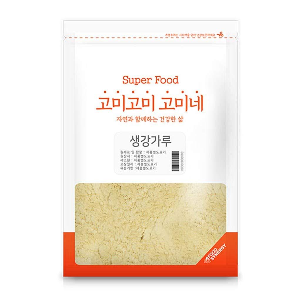 Gomine Korean Ginger Powder, 1kg, Super Food, Gluten Free, No Ad