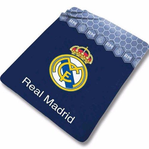 Le plaid aux couleurs du Real Madrid