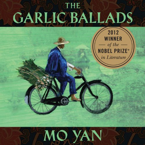 Garlic Ballads audiobook cover art