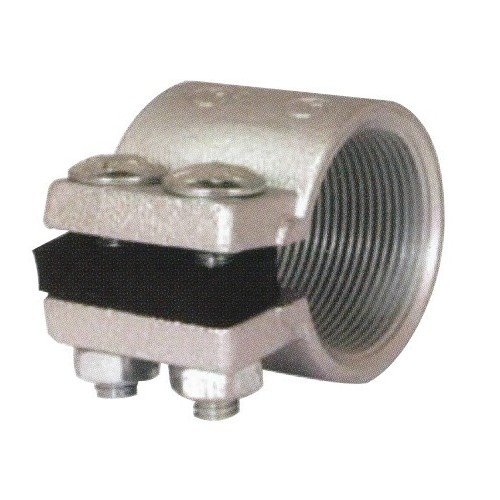 Morris 14452 Malleable Rigid Max 75% OFF Split Size Long-awaited 2-inch Trade Coupling