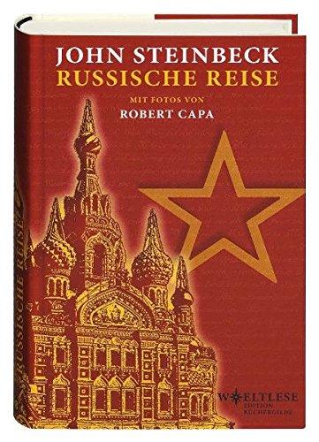 Russische Reise: Weltlese Band 6 (Weltlese / Lesereise ins Unbekannte)