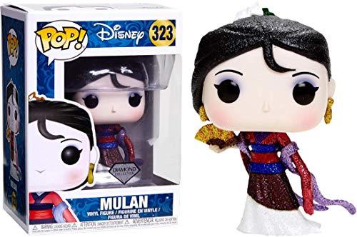 Funko POP!: Disney: Mulan: Mulan Exclusivo