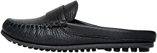 Casual Shoes Womens Kate Mule Leather Slip On Black 469