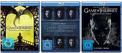 Game of Thrones - Staffel 5-7 [Blu-ray]