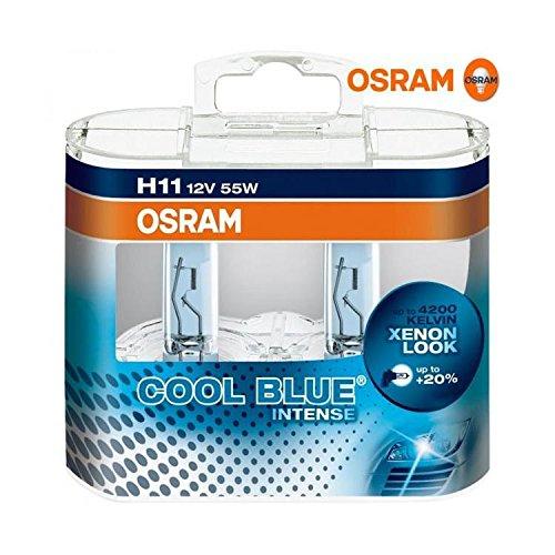 Ampoules H11 Osram Cool Blue Intense