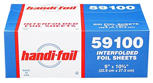 Handi-Foil 59100 Max 44% OFF 500 - 9