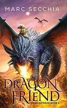 Paperback Dragonfriend Book
