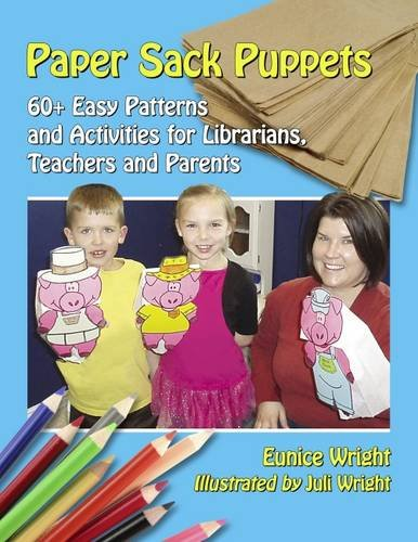 Puppets With Story Books