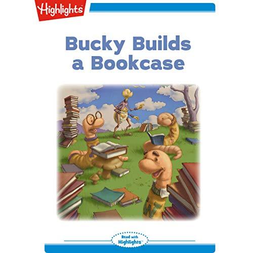 Bucky Builds a Bookcase copertina