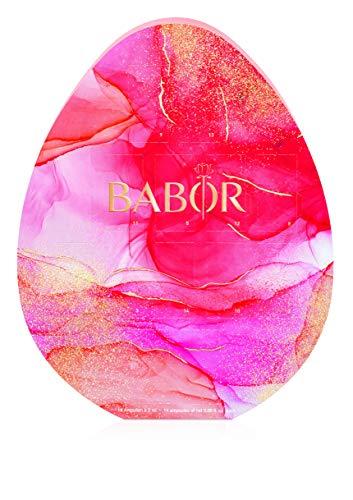BABOR Osterei, Beauty Geschenk zu Ostern, feuchtigkeitsspendende Ampullen, für trockene Haut, 14 x 2 ml