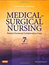 Medical-Surgical Nursing: Patient-Centered Collaborative Care, Single Volume, 7e 7th (seventh) Edition by Ignatavicius MS RN ANEF, Donna D., Workman PhD RN FAAN, published by Saunders (2012)