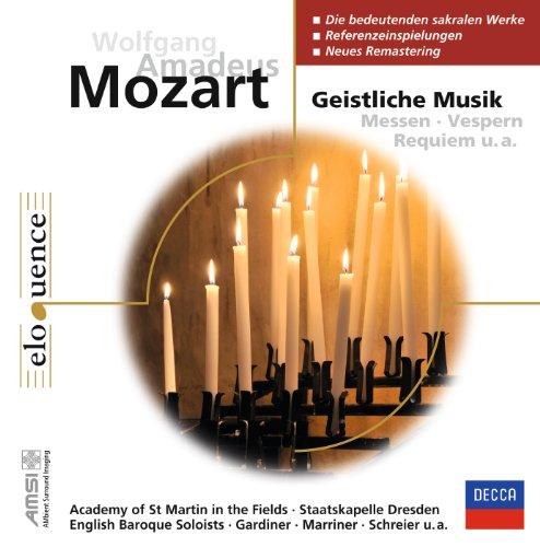 Mozart: Mass in C Minor, K. 427