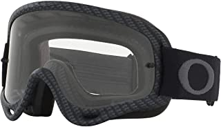 Oakley O Frame MX Adult Off-Road Motorcycle Goggles - Matte Carbon Fiber/Clear
