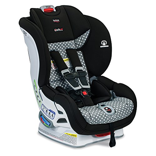 Britax Marathon ClickTight Convertible Car Seat | 1 Layer Impact Protection - Rear & Forward Facing - 5 to 65 Pounds, Ollie