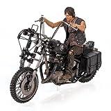 walking dead chopper - IN STOCK Daryl Dixon with Chopper (The Walking Dead TV Series) Deluxe Box Set McFarlane