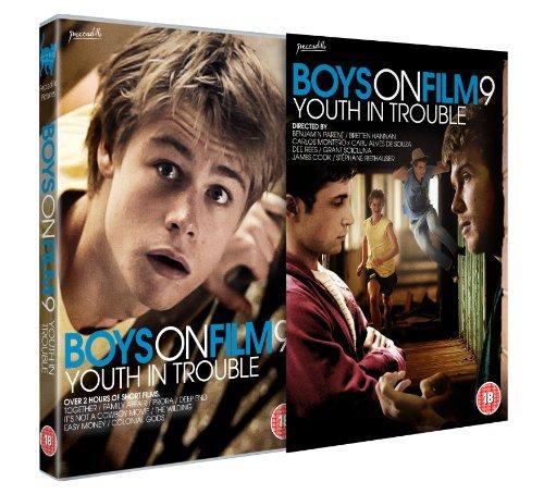 Boys On Film (Vol. 9): Youth In Trouble (8 Films) ( Family Affair (Assunto de Família) / Prora / Deep End / It's Not a Cowboy Movie (Ce n'est pas un film de cow [ UK Import ]