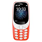 Best Cell Phone For Seniors - Nokia 3310 3G - Unlocked Single SIM Feature Review