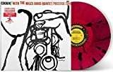Cookin' With The Miles Davis Quintet - Exclusive Limited Edition Red Smoke Vinyl LP