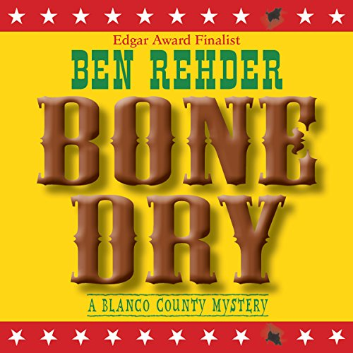 Bone Dry audiobook cover art