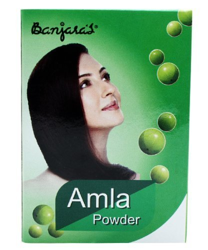 3 Lot X Banjara's Amla Powder 100gm by Banjaras Herbals