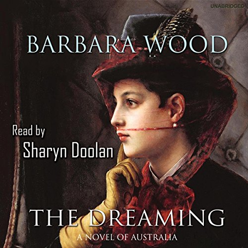 The Dreaming audiobook cover art