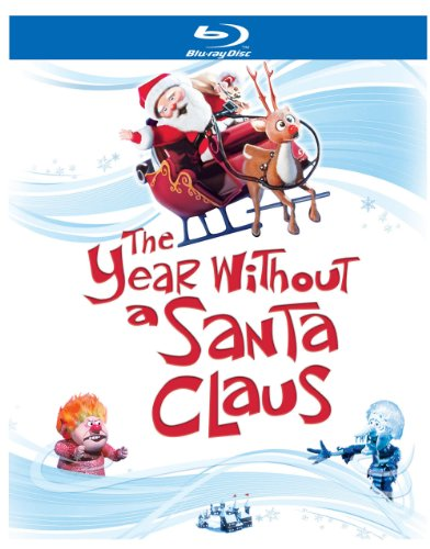 The Year Without a Santa Claus [Blu-ray]