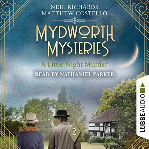 A Little Night Murder: Mydworth Mysteries - A Cosy Historical Mystery Series 2