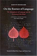 Best treatise on the origin of language Reviews