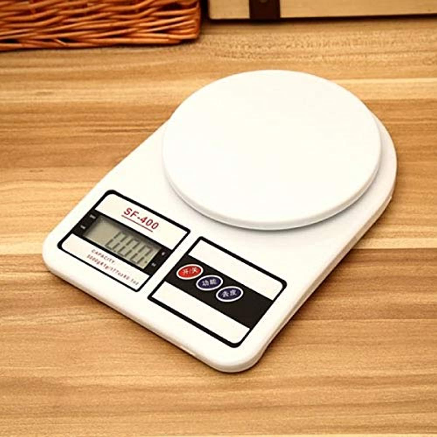 Farmerly Home Multifunction Electronic Balance 10kg 1g Scale Weight Kitchen Weight Digital Jewelry Scale  247087   Pattern 3