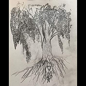 Weeping Willow Heart