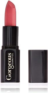 Gorgeous Cosmetics Cream Finish Lipstick with Vitamin E, Pink Flip, 4g